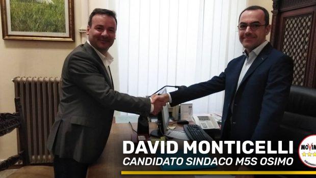 Ecco la lista dei candidati consiglieri per il M5S Osimo David Monticelli sindaco e foto del momento della consegna al segretario comunale di Osimo Giuliano Giulioni. Il M5S è stato […]